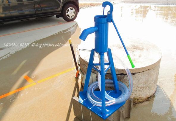 沖縄井戸用ポンプ