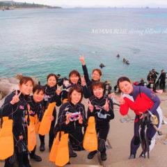 沖縄スノーケリング
