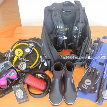 沖縄ダイビング|器材販売