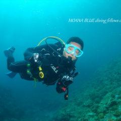 沖縄恩納村ファンダイビング|真栄田岬青の洞窟