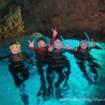 早朝「青の洞窟」スノーケリング|沖縄真栄田岬