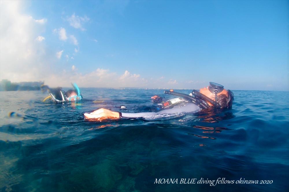 PADIオープン・ウォーター・ダイバー ダイビングライセンス