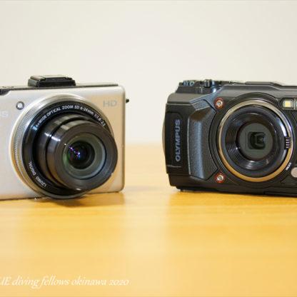 カメラレンタル|オリンパスTG-6