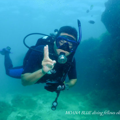 沖縄ファンダイビング|宮城海岸・砂辺ビーチ