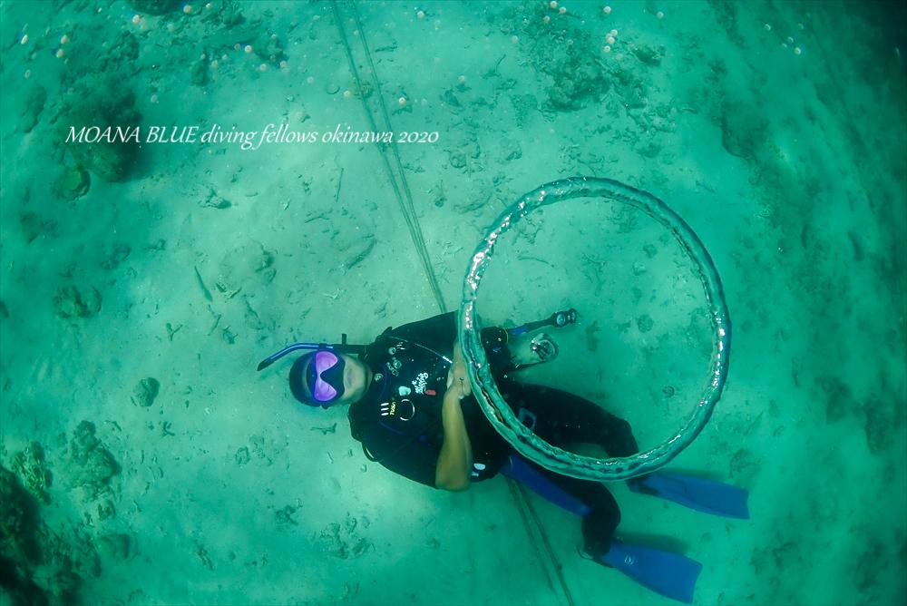 PADI限定水域|沖縄ダイビング