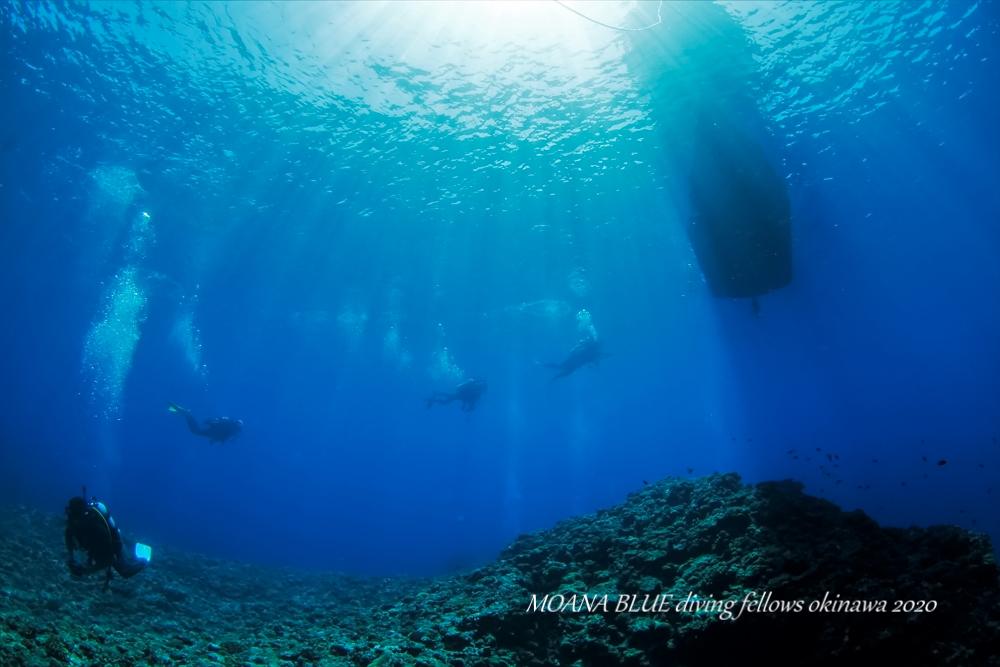縄本島最南端|糸満・喜屋武岬ファンダイビング