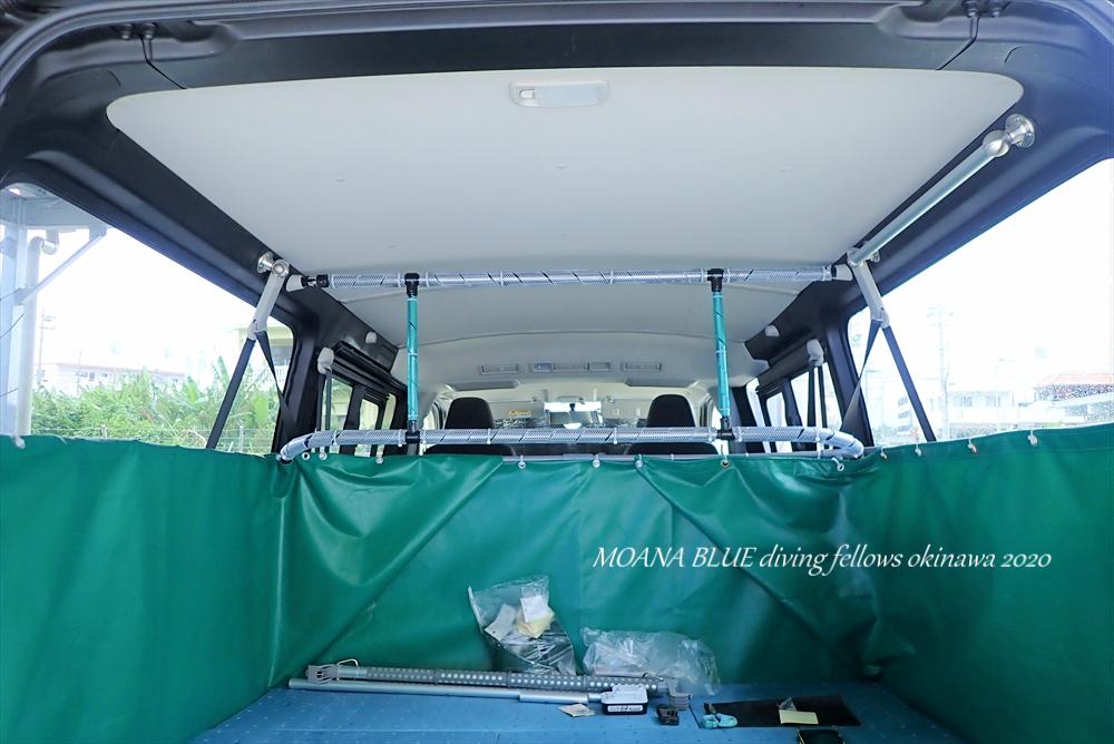 トヨタ:ハイエース200系5型・9人乗り貨物車