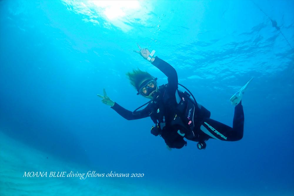 沖縄ファンダイビング|恩納村・万座エリア