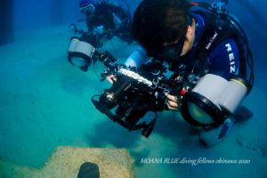 沖縄ウミウシダイビング フォトダイビング