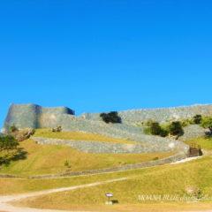 勝連城跡|沖縄風景写真