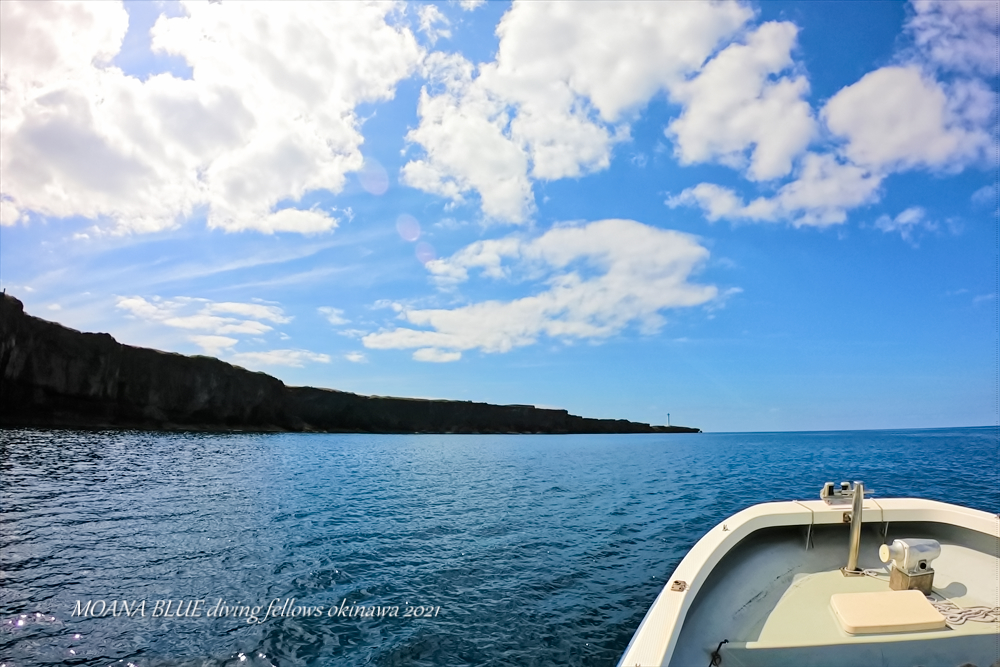 沖縄フォンダイビング ボートダイビング