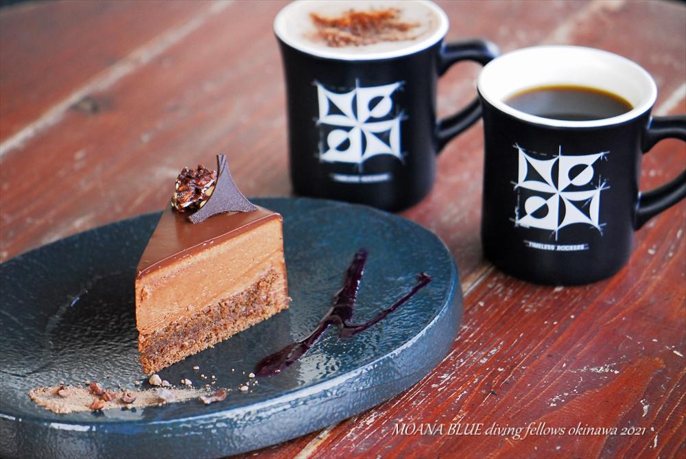 沖縄北谷カフェスイーツ|タイムレスチョコレート