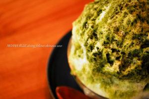 抹茶ぜんざい 沖縄の和菓子 羊羊