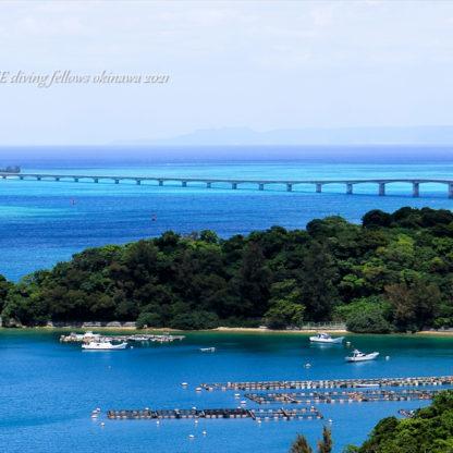 沖縄絶景スポット|古宇利島大橋
