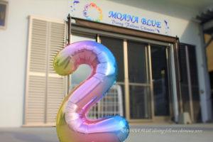 開業2周年記念|モアナブルー沖縄