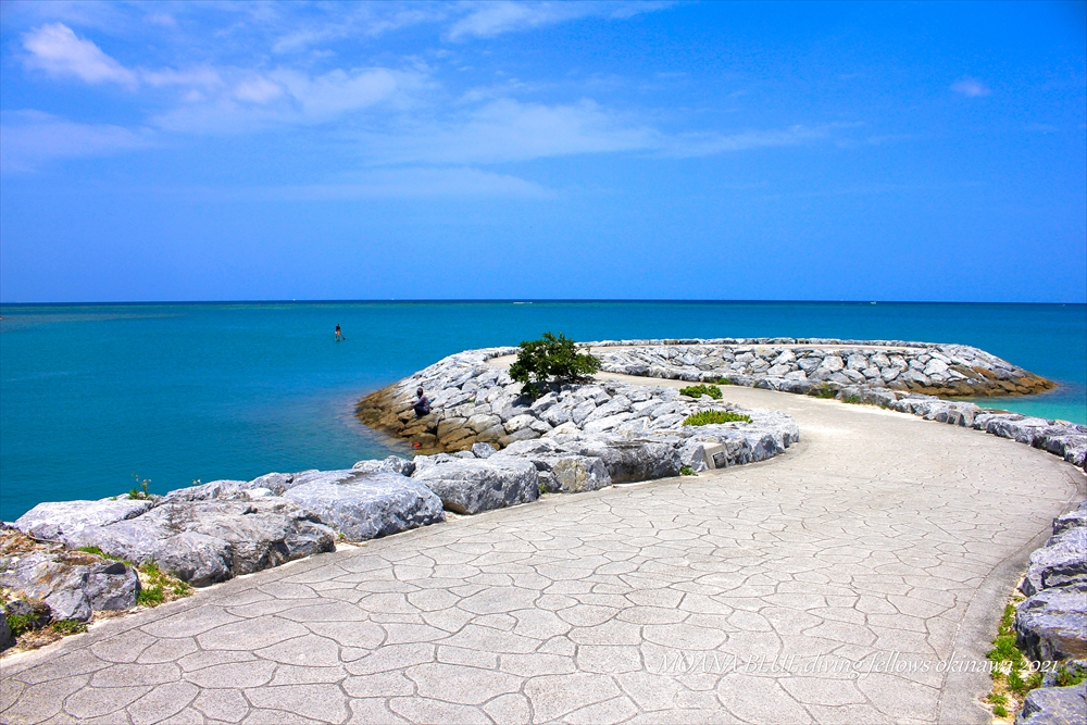 沖縄風景写真 アラハビーチ