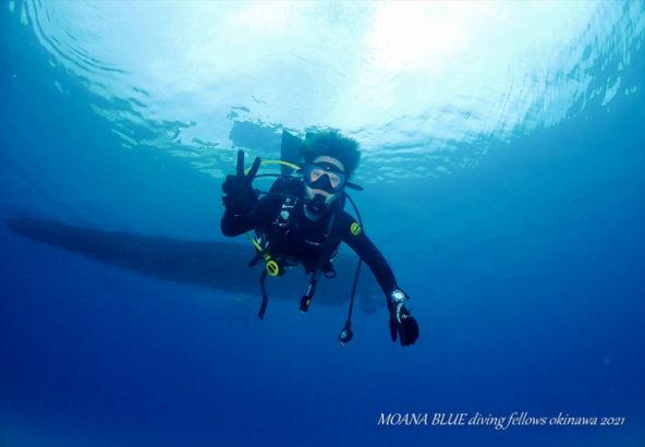 沖縄ボートファンダイビング|沖縄水中写真