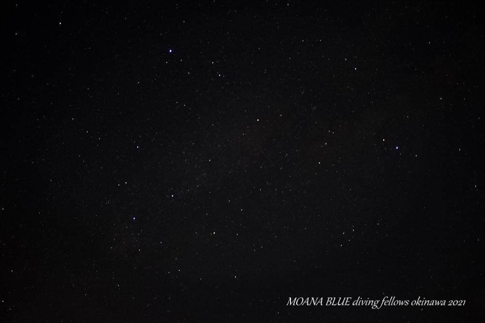 北斗七星|星空撮影
