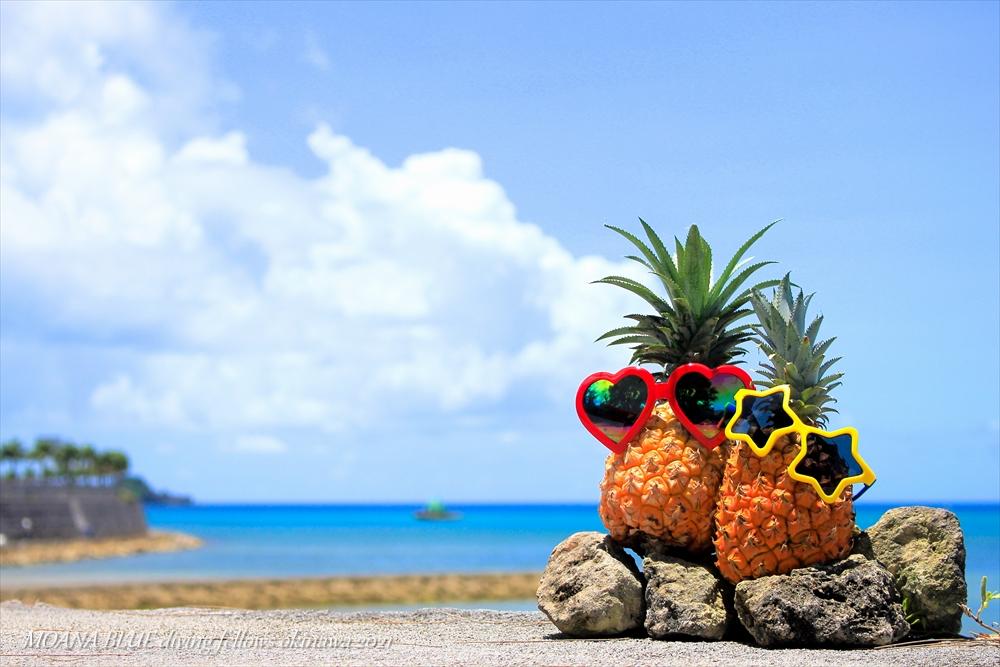 沖縄風景写真 スナックパイン