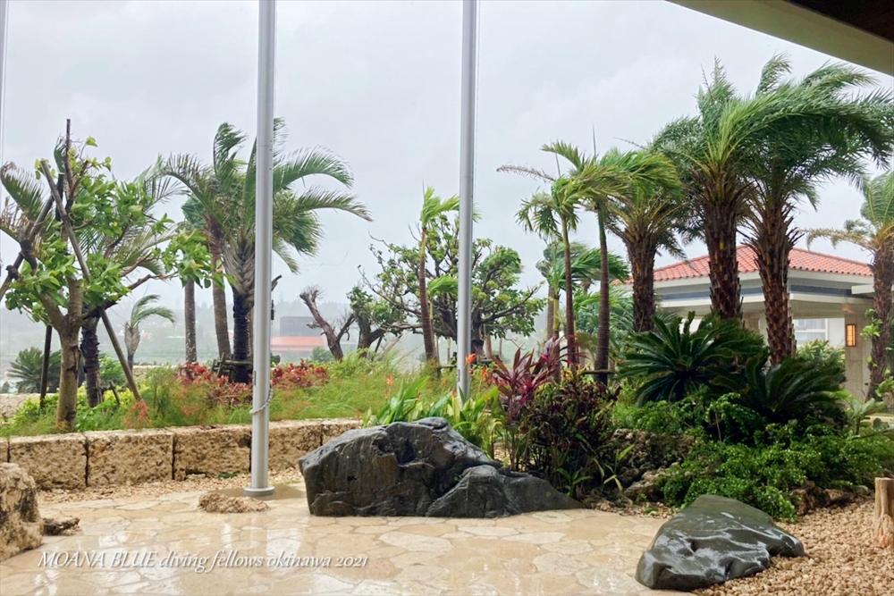 沖縄風景写真 恩納村瀬良垣ハイアット