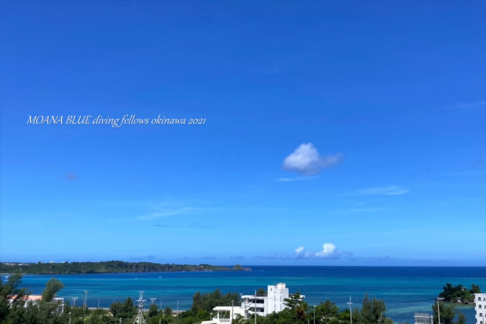沖縄風景写真 恩納村ビーチ