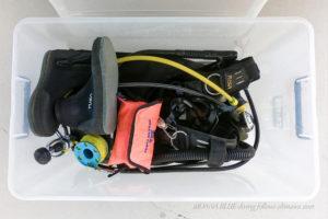 ダイビング器材保管サービス|沖縄ダイビングショップ