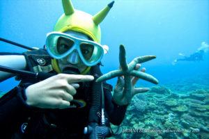 バブルメーカー|沖縄ダイビングショップ