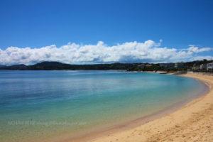 沖縄風景写真|恩納村ダイヤモンドビーチ