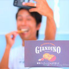 東京のお土産 ジャンディーノ