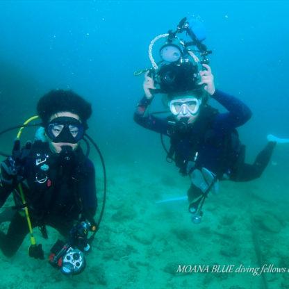 沖縄フォトダイビング|ファンダイビング