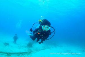 バブルメーカー 沖縄ダイビングショップ