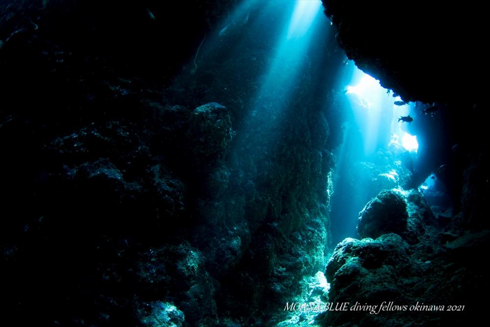 瀬底島ラビリンス 沖縄ボートファンダイビング