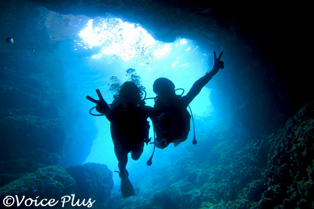 ボート体験ダイビング|水中動画クリエイター