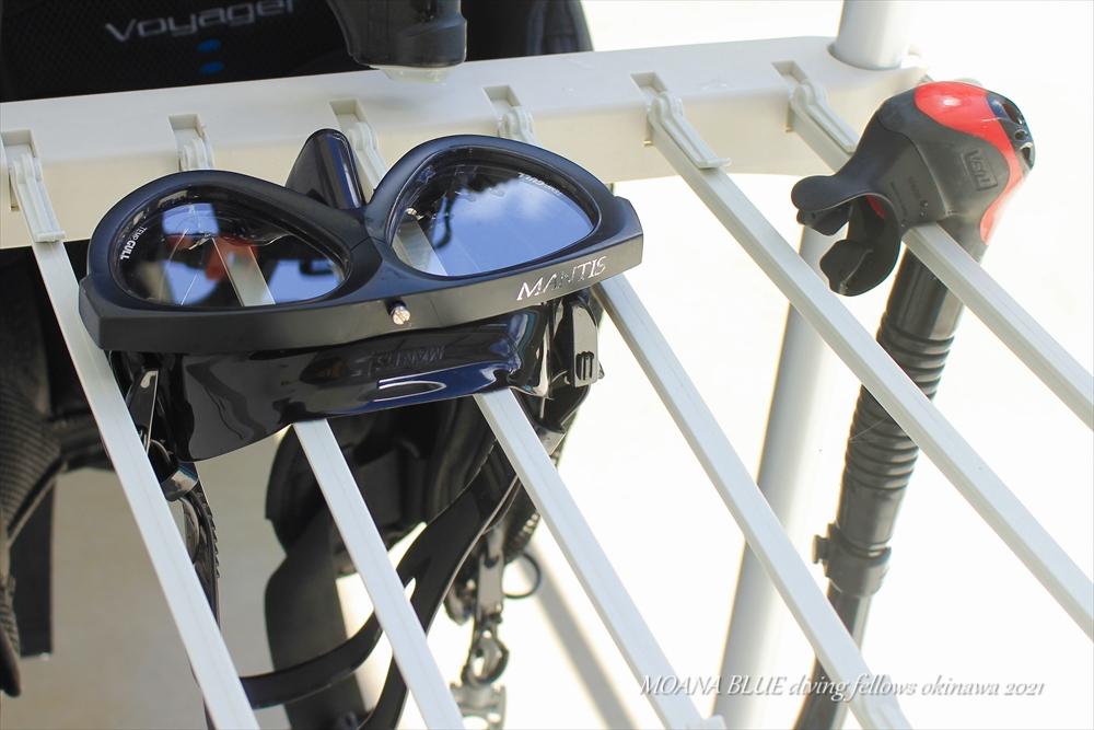ダイビング器材お預かりサービス|沖縄ダイビングショップ