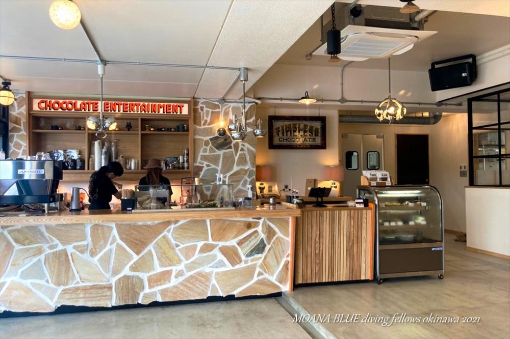 タイムレスチョコレート|沖縄北谷カフェ