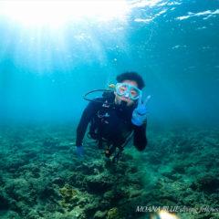 沖縄体験ダイビング|恩納村ダイビングショップ